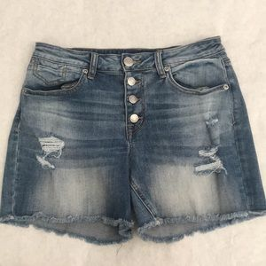 Maurices High Rise Shorts